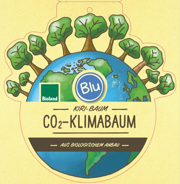 Bio Co2-Klimabaum Kiri